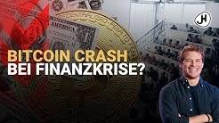 Krypto Q&A: Bitcoin Crash bei Finanzkrise?