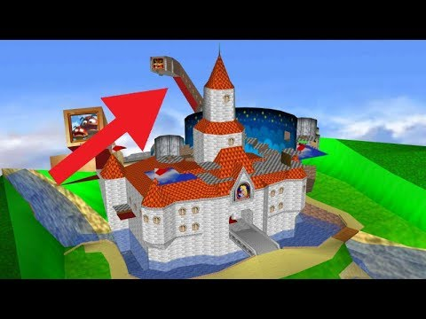 What Peach S Castle Really Looks Like