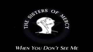 The Sisters of Mercy - When You Don´t See Me (Version 2016)