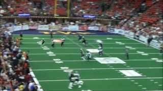 Angelo Looney 2013 IFL Highlights