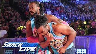 Kevin Owens attacks Xavier Woods: SmackDown LIVE, April 30, 2019