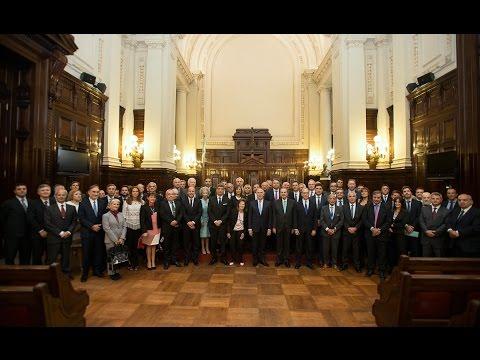 La Corte Suprema encabezó una reunión de presidentes de cámara y jueces penales federales