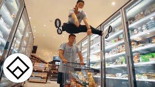Farang Shopping Spreerunning | Team Farang | EM District Bangkok