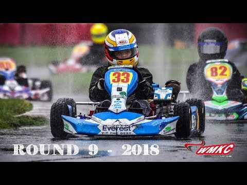 Round 9 of the Whilton Mill Karting Club
