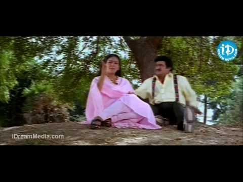 Ammo Bomma Movie - Rajendra Prasad, Uma Shankari, Sudhakar, Annapurna Nice Scene