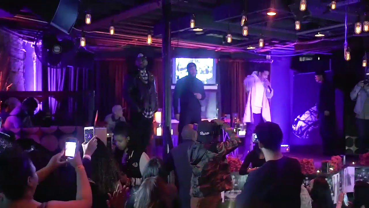 """Download Trey Songz """"Trey The Playboy"""" Video/ Listening Session - Detroit"""