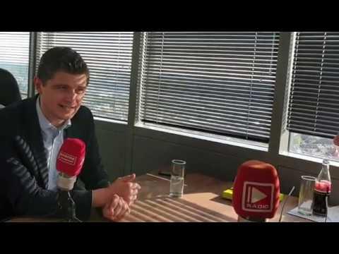Axel Kahn trifft... Julien Backhaus
