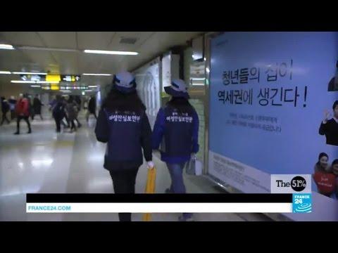 South Korea: Authorities take on hidden camera porn, tracking down high-tech voyeurs thumbnail