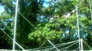 "DelilaH ""Crazy Socks"" Nossa - Flying Trapeze - Take 3"