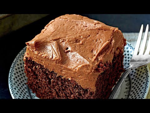 Chocolate-Mayonnaise Cake | Southern Living