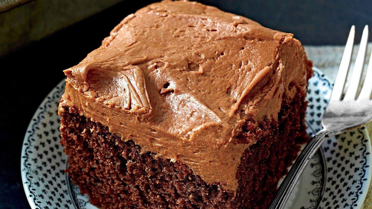 Chocolate Mayonnaise Cake Southern Living Youtube