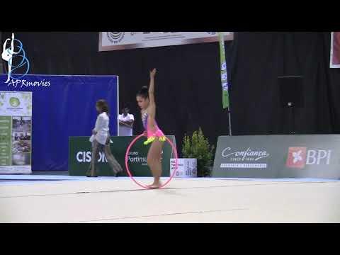 Leonor Ramos - EGA (POR) - Arco (Hoop) - 2008 - RG Atlantic Cup 2018