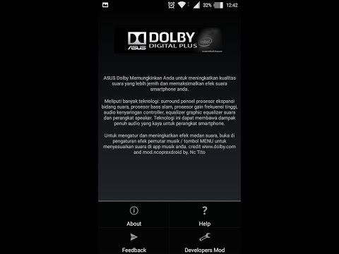 How to install Asus Dolby Digital on ZenFone 5 !ROOT!