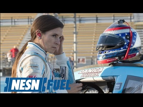 Danica Patrick Enters 2017 NASCAR Season With Sponsorship Woes