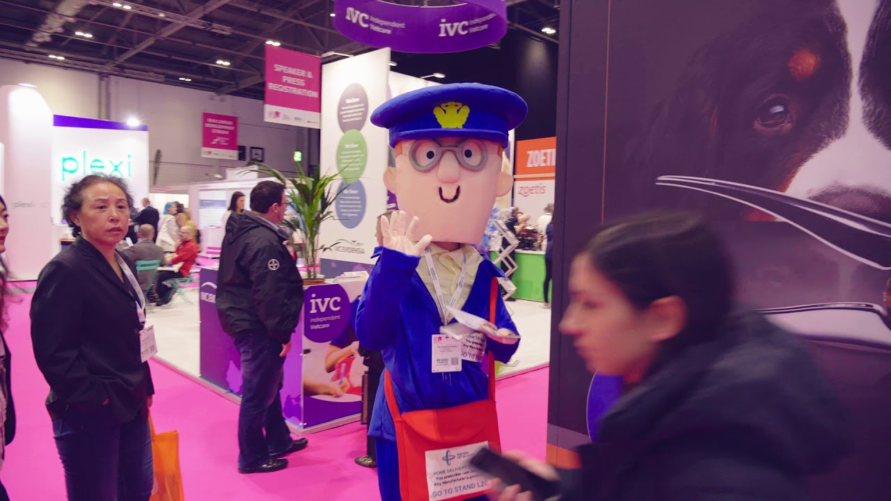 London Vet Show 2019: Day 1 Round Up!