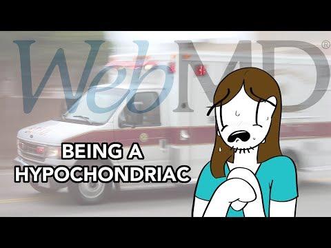 Being a Hypochondriac