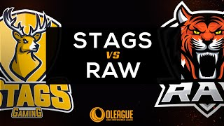 STAGS vs RAW | JORNADA 1 LIGA GO | CSGO