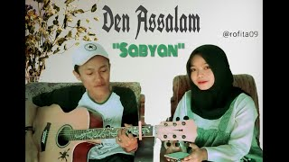 Download Den Assalam (Agama Perdamaian) Indra Fingerstyle feat Rofita Sari | Guitar Cover | IFS | Mp3