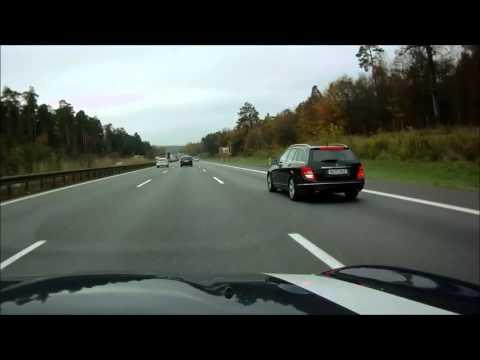 Pânda poliţiei - Poliţia pe autostrăzile din Germania şi Austria