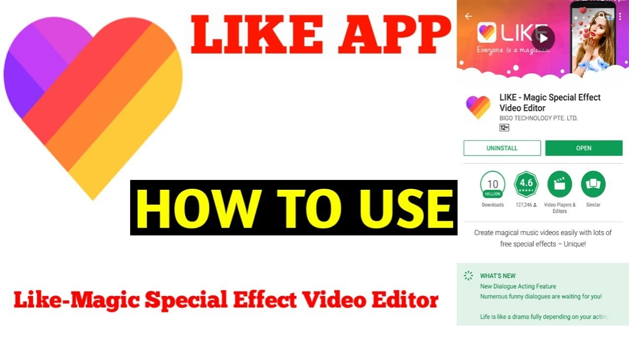 how to add special effects to youtube videos