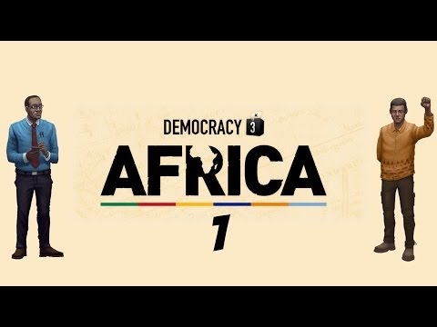 Democracy 3 Africa Let's Play - Nigeria - Goodluck Robert