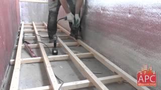 видео Утепление балконов и лоджий под ключ
