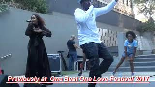 Rastazimbabwe live at One Beat One Love Festival (Melbourne Immigration Museum)