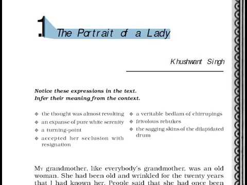 The Portrait of A Lady Part 1 Hindi Explanation Mp3
