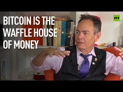 Keiser Report | Bitcoin is the waffle house of money | E 1744