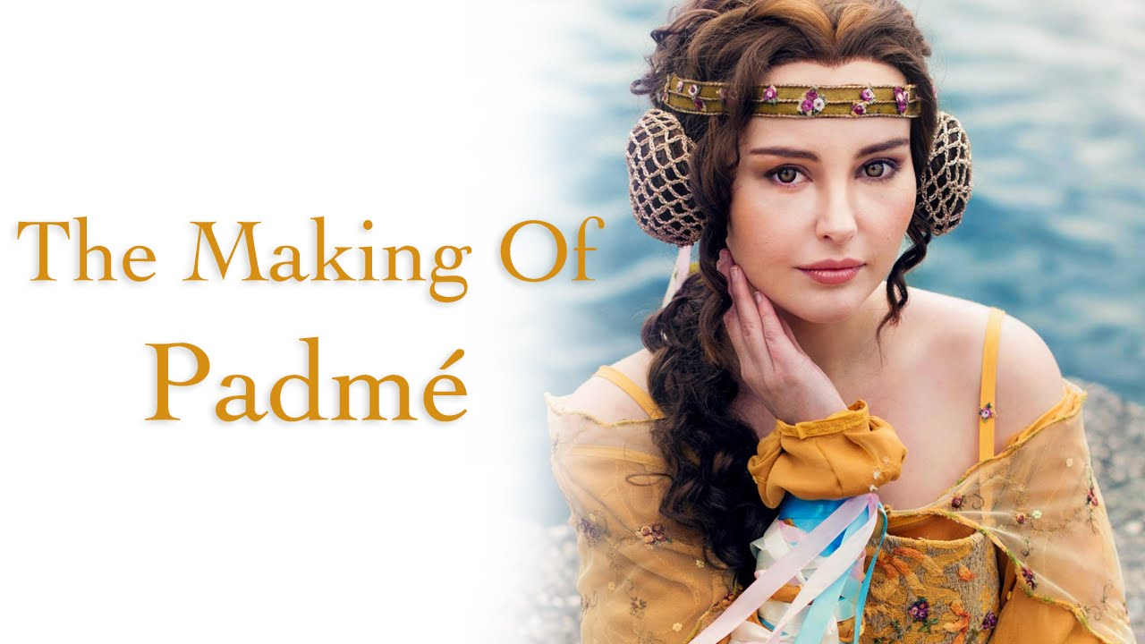 The Making of Padmé\'s Picnic Gown - Cosplay - YouTube