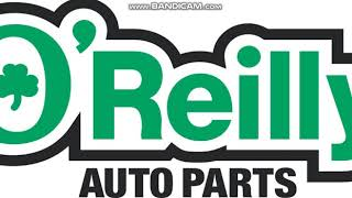 O'Reilly Auto Parts Radio Commercials (Part 1)