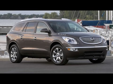How to change headlight bulb Buick Enclave