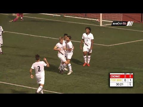 Men's Soccer Final: Cincinnati 5, Purdue Fort Wayne 0