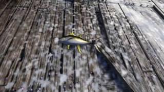 GW2 Mini Krytan Floppy Fish (350 gems)