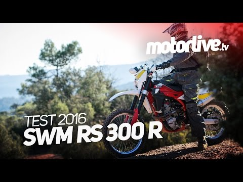 TEST EXCLUSIF | SWM RS 300R 2016