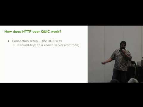 IETF 98 - QUIC Tutorial