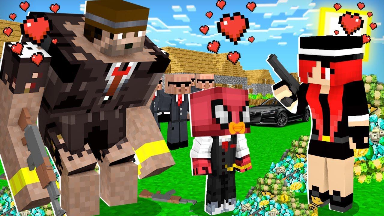 FAKİR MAFYA BEBEĞİ OLDU! 👶 - Minecraft