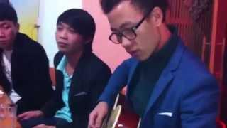 Để anh 1 mình Cover CLB Guitar - Sáo Trúc Nông Lâm