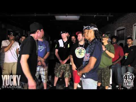 413 Battle League - Hoodie Cruger vs Petey Mitch
