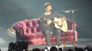 Justin Bieber Cold Water/Love Yourself Live Unipol Arena Bologna 19/11/2016