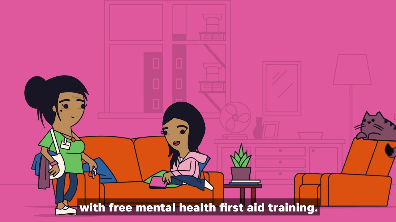 mental health first aid nyc