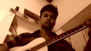 baatein kuch ankahee si - life in a metro - adnan sami-  guitar cover by RAVI SHARMA