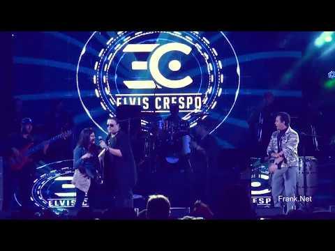 Elvis Crespo en vivo Concierto Fiestas de Cuenca Ecuador 2017 #live #music