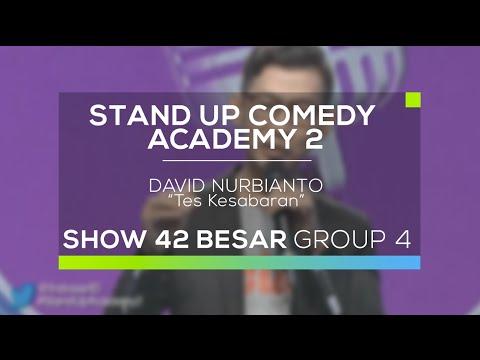 David Nurbianto - Tes Kesabaran (SUCA 2 - Guest Star)