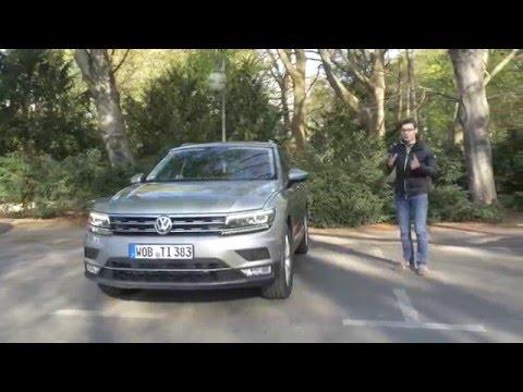 Volkswagen расcказал о комплектациях российского Tiguan