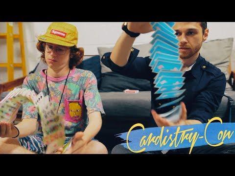Chill session w/ Andrei Jikh, Matt Fox & Jaspas ● CARDISTRY-CON '17