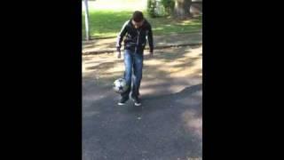Ronaldinho 2 einmal um die Welt