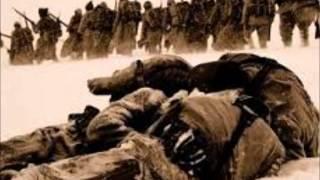 Karda Donup Ölen Şehitlerimizi Anıyoruz
