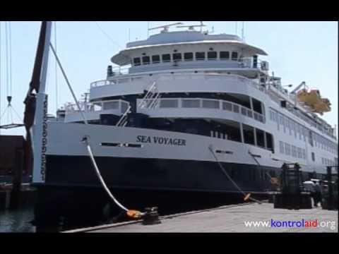 UN World Food Programme living in cruise ships in Haiti