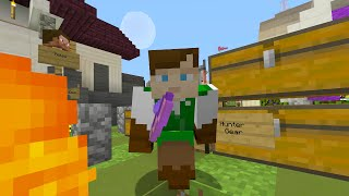 Minecraft Xbox - Survival Madness Adventures - The Hunter Games [382]